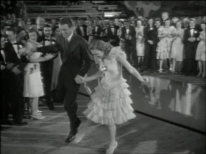 It's a Wonderful Life - George and Mary Dance