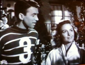 James Stewart and Donna Reed 1946