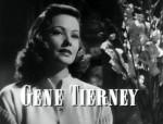 Gene Tierney in Laura