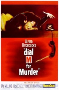Dial M for Murder Movie Poster