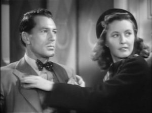 Cooper and Stanwyck in Meet John Doe