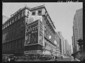 Macy's at Herald Square (1942). From the Office of War Information Photograph Collection