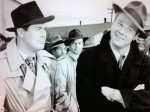Don Defore and Alan Hale in It Happened on 5th Avenue